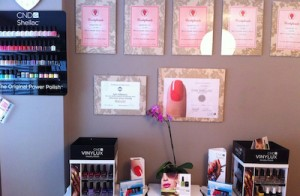 Best nail salon in St Helens
