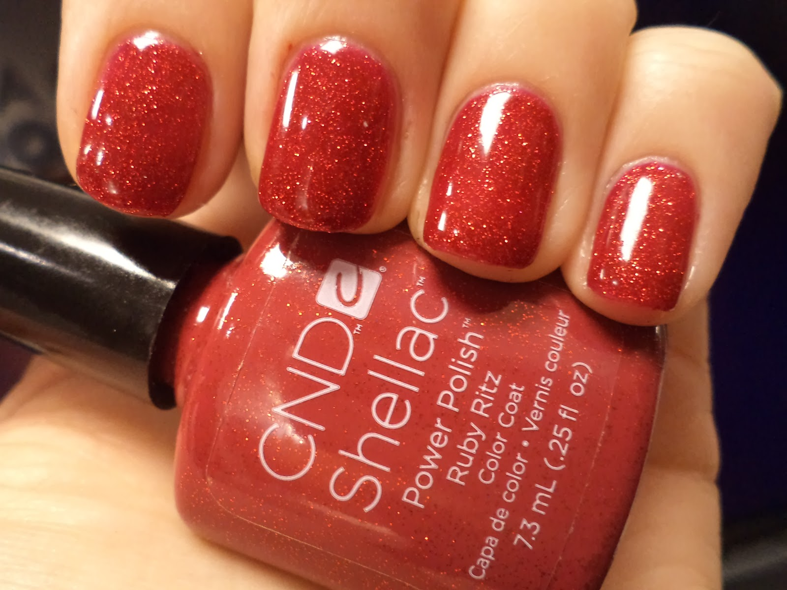 Ruby Ritz Shellac Is Back - Zen Beauty St Helens