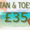 Tans & Toes Offer St Helens